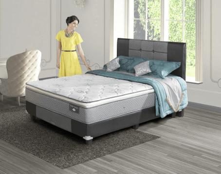 Spring bed comforta super dream
