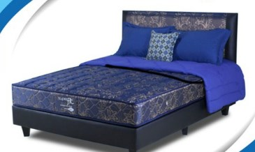 Spring bed Tipe Silver
